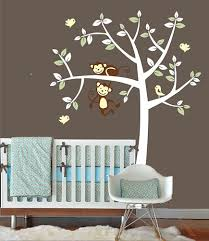 Nursery Monkey Wall Decals Nursery Monkey Wall Decals Thenurseries
