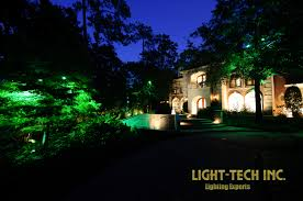 Landscape Lighting Houston Tx Landscape 1 Light Tech Inc Electrical Contractor And