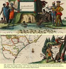Map Of Native American Tribes Mississippians And Other Ancient Black Americans