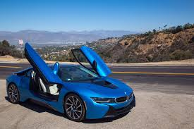 bmw beverly beverly tour in a bmw i8 los angeles california united