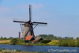 kinderdijk windmills in holland the travel bite
