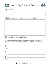 Health And Wellness Worksheets For Are Your Goals Four Simple Ways To Achieve Goals