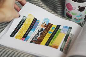 my ideal bookshelf by thessaly la
