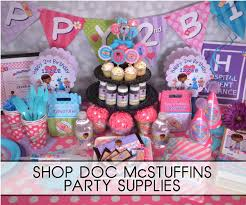 doc mcstuffins party ideas doc mcstuffins party supplies
