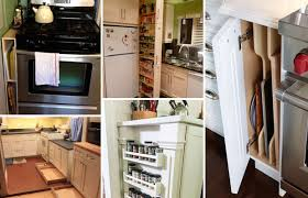 smallest kitchen sink cabinet top 26 awesome ideas to use narrow or dead space in kitchen