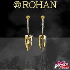 jojo s earrings bandai launches caign for jojo s adventure