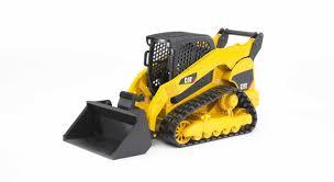 bruder excavator bruder 02136 caterpillar multi terrain loader