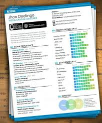Web Design Resume Template Design Resume Template U2013 Inssite