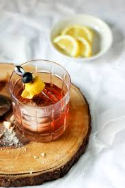 old fashioned recipe the gin old fashioned aka i know nothing she eats