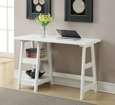 Modern Desk For Small Space Desk Really Small Desk Narrow Computer Table Modern