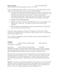 Best Resume Objectives Ever by Best Photos Of Vet Tech Resume Objective Examples Vet Tech