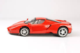 toy ferrari model cars amazon com silverlit ferrari enzo for ipod iphone and ipad