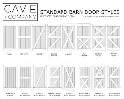Half Barn Door by Stained Barn Doors U2014 Cavie And Company
