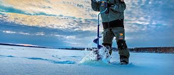 black friday ice auger essentials ice fishing 2015 busted wallet
