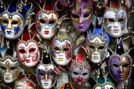 carnival masks carnival masks venice stock photo image of souvenir masks 8281576