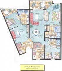 westgate lakes 3 bedroom floor plan u2013 home plans ideas