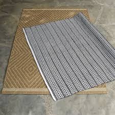 Crate And Barrel Indoor Outdoor Rugs Design Ideas Earthy Indoor Outdoor Rugs From Crate Barrel What