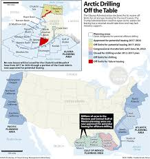 Gulf Of Alaska Map by Obama Halts Arctic Oil Leases And Undoing It Won U0027t Be Simple For
