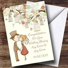 blessing cards personalised cards wedding day cards wedding blessing page 1