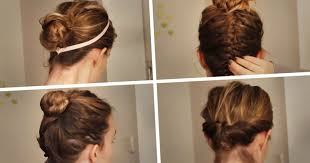 Hochsteckfrisuren Mittellange Haar Einfach by Frisuren Fur Schulterlange Haare Zum Selber Machen Trends Ideen