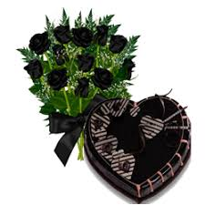 black roses delivery online cake delivery online cake and flower home delivery online