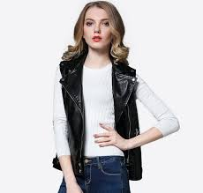 leather motorcycle vest popular leather motorcycle vests women buy cheap leather