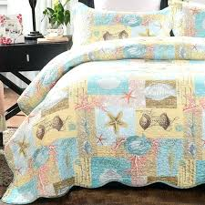 theme quilt theme quilt coastal bedding and sets beachfront decor