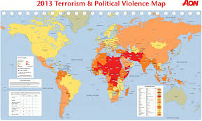 Map Of Uruguay 2013 Terrorism And World Violence Map Justthinking Us