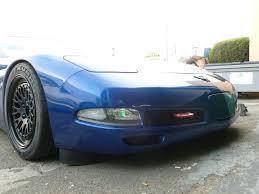 corvette mods c5 02 z06 tow hook mods and suspension mods z06vette com corvette