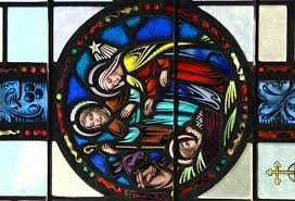 our lady of fatima parish our stained glass windows