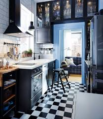 ikea nantes cuisine ides cuisine noir mat et bois lgance et sobrit modele cuisine noir