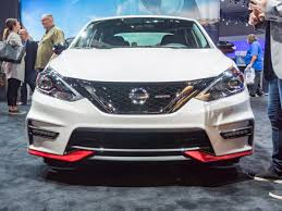 nissan cars sentra 2017 nissan sentra nismo first look kelley blue book