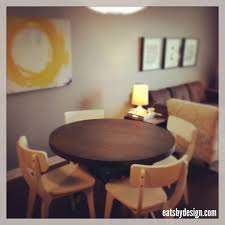 west elm arc base pedestal table ideas thinking about the