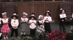 the butterfly song wbc preschool thanksgiving program 2013