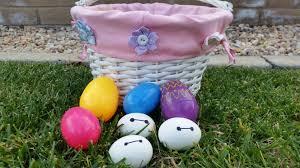 big easter eggs baymax easter eggs easy easter craft