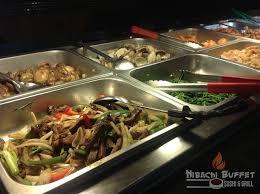 Sushi Buffet Near Me by Hibachi Buffet Sterling Heights 48312 Asian Fusion Buffet