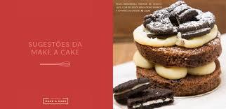 make a cake monte seu bolo na hora