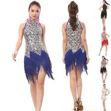 latin dance dress women samba vestidos costume tango for ballroom