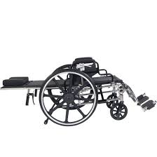 drive medical viper plus reclining wheelchair deluxe high strength