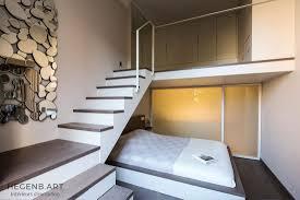 optimiser espace chambre hegenbart chambre parentale et dressing sur mesure en mezzanine avec