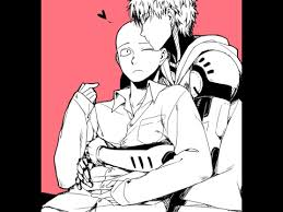 s ship week day 5 saitama x genos one punch