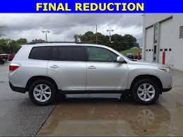 toyota suv deals search our used certified toyota highlander inventory deals