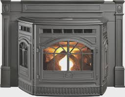 fireplace pellet burning fireplace insert fireplaces