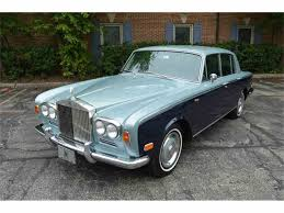 rolls royce silver shadow 1972 rolls royce silver shadow for sale classiccars com cc 924246