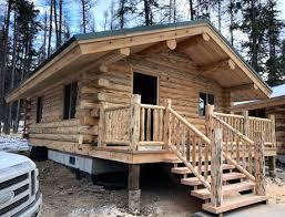 16x20 log cabin meadowlark log homes montana log homes amish log builders meadowlark log homes