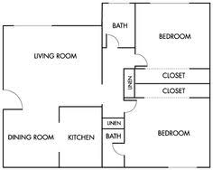 floor plans for small houses with 2 bedrooms tiny house single floor plans 2 bedrooms greencliff apartments