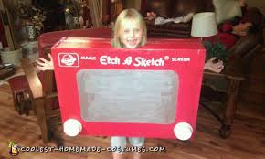 coolest homemade etch a sketch costumes