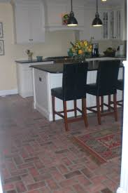 Brick Floor Kitchen by 172 Best Brick Images On Pinterest Brick Colors Bricks And