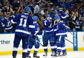 Nhl Standings Tampa Bay Lightning Division Standings After A 3 2 Loss To The