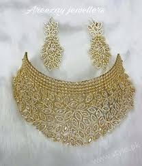 gold bridal sets stylish bridal necklace sets 2017 wedding jewelry for brides